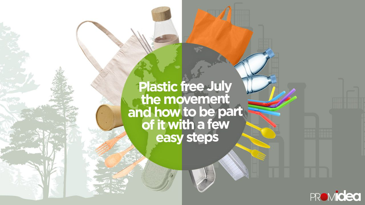 Plastic free July – the movement and how to be part of it with a few easy steps